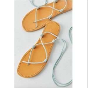 NEW Urban Outfitters UO Marley Suede Sandals 7